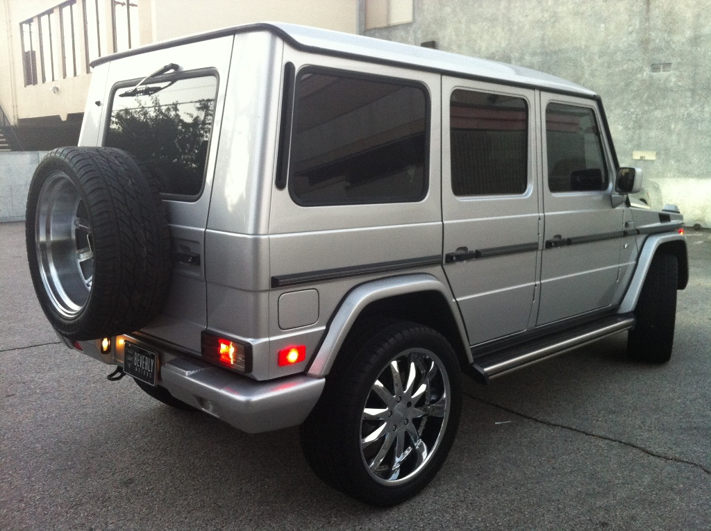 New Mercedes G500 For Sale