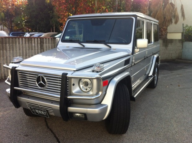 2002 mercedes benz g500 beverly motors inc glendale for Mercedes benz for sale under 5000