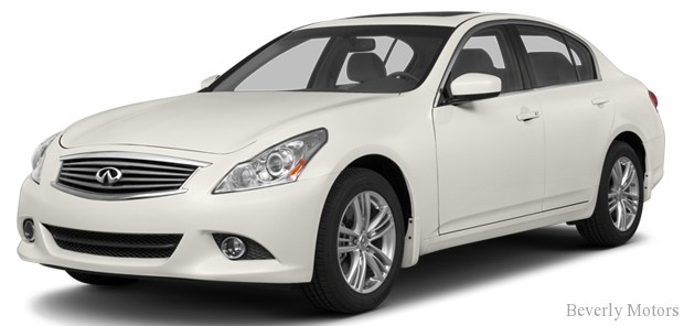 2013 Infiniti G37 Sedan Lease and Purchase Specials