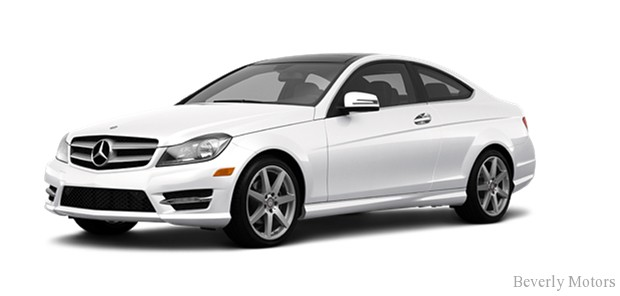 2013 Mercedes-Benz C250 Coupe Lease-Finance Specials
