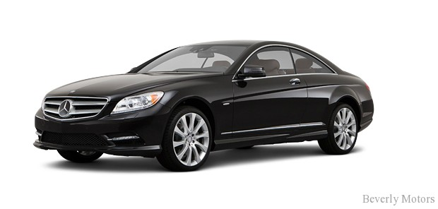 2013 Mercedes-Benz CL550 Lease-Finance Specials