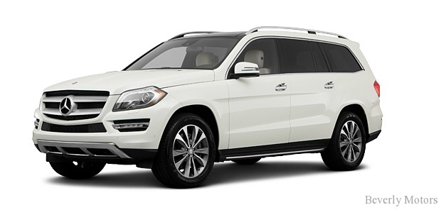 2013 Mercedes-Benz GL Class GL450 Lease and Finance Specials