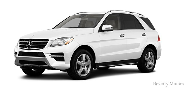 2013 Mercedes-Benz M Class ML350 Lease and Finance Specials