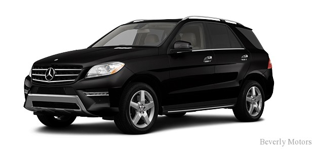 2013-Mercedes-Benz ML350 BlueTec AWD Lease-Finance Specials