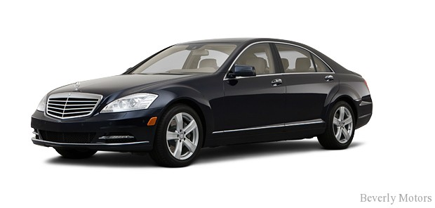 2013 Mercedes-Benz S550 Sedan Lease and Finance Specials