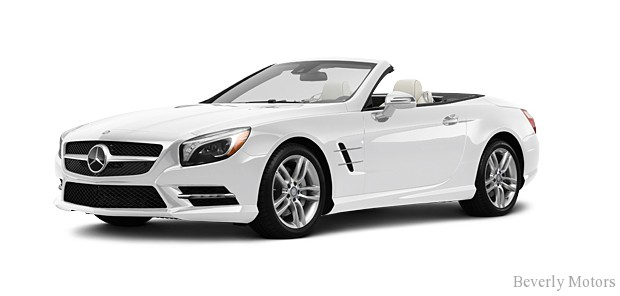 2013 Mercedes-Benz SL Class SL550 Convertible Lease-Finance Specials