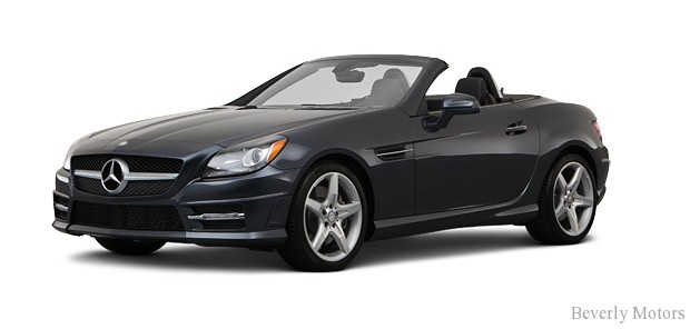 2013 Mercedes-Benz SLK350 Convertible Lease-Finance Specials