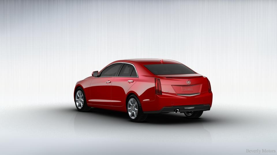2013 cadillac ats sedan for sale 3 beverly motors inc. Cars Review. Best American Auto & Cars Review