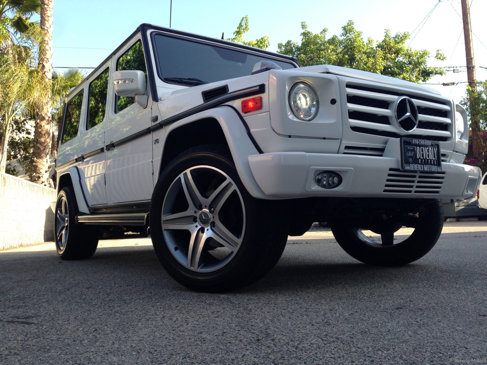 Benz g wagon 6x6 for sale autos post for Mercedes benz g class used 2003