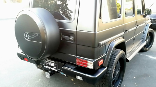 2002 mercedes benz g500 for sale by beverly motors inc for Glendale mercedes benz service