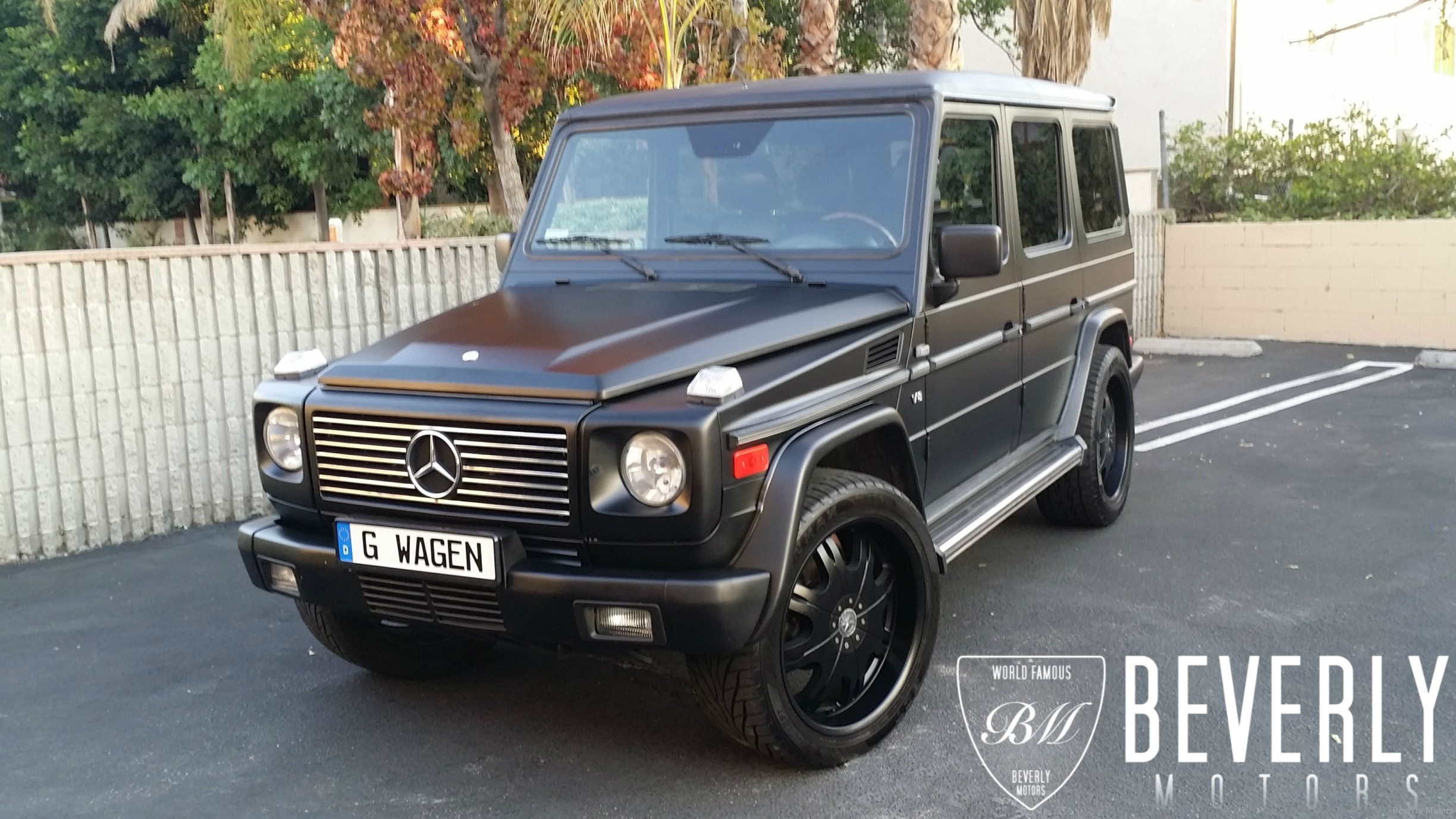 2002 mercedes benz g500 for sale by beverly motors inc for 2002 mercedes benz g class