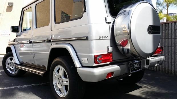 2002 mercedes benz g500 for sale beverly motors inc for Glendale mercedes benz service
