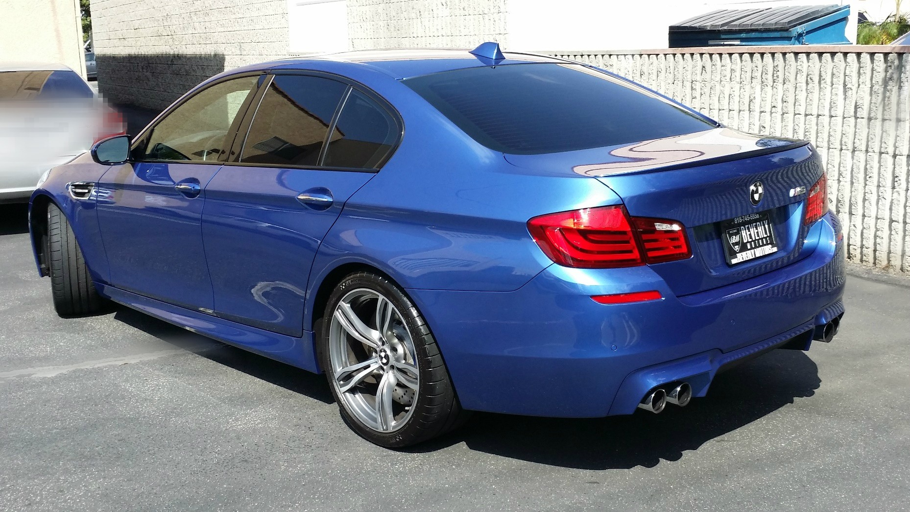 Used Bmw Dealer In Los Angeles Near Beverly Hills