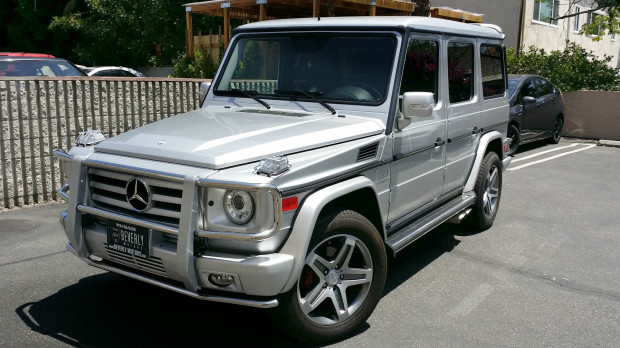 2004 mercedes benz g500 for sale beverly motors inc glendale auto leasing and sales new car. Black Bedroom Furniture Sets. Home Design Ideas