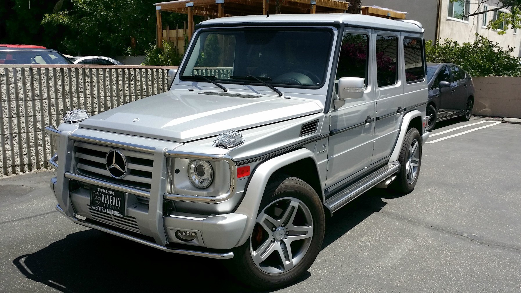 2004 mercedes benz g500 g wagon gwagen gelik for sale glendale auto. Black Bedroom Furniture Sets. Home Design Ideas
