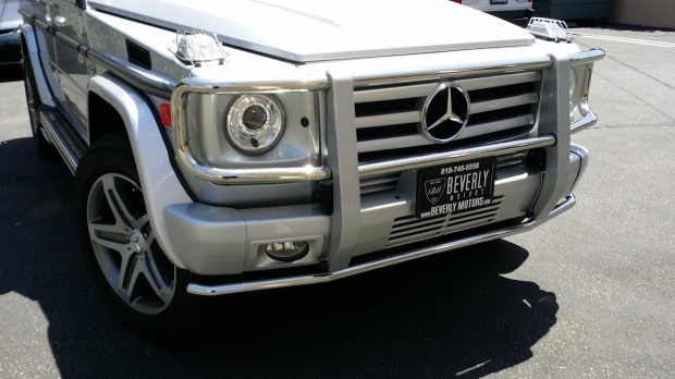 2004 mercedes benz g500 for sale beverly motors inc for Mercedes benz truck leasing