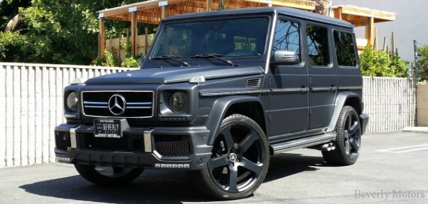 2002 Mercedes-Benz G500 Matte-Black on Black G63 AMG biturbo wagon Gwagen Gelik For Sale Glendale Auto Leasing and Sales, Burbank LA beverly hills west hollyw (00)