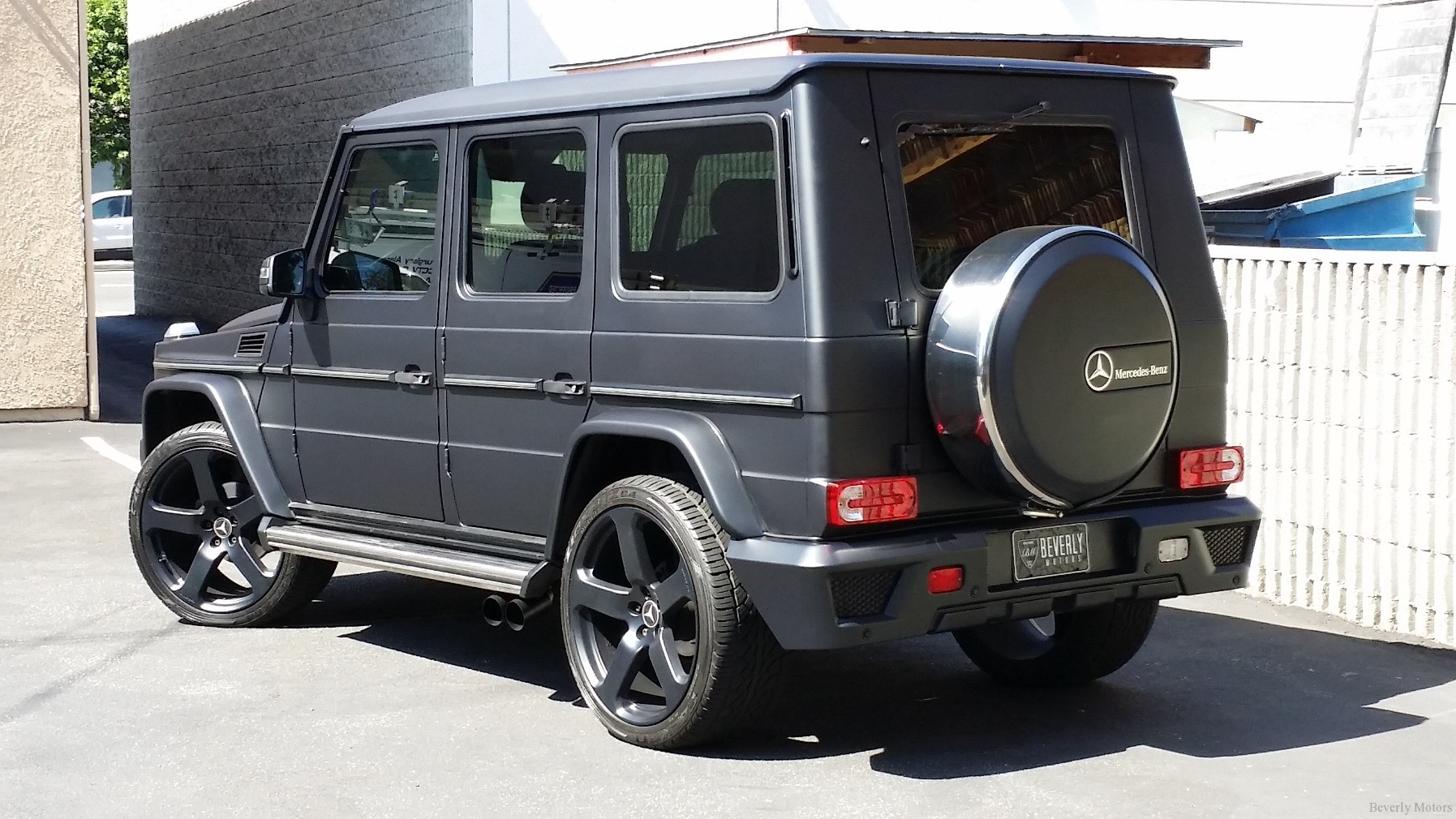 Mercedes g wagon 2014 matte black g class quotes for Mercedes benz g wagon black matte