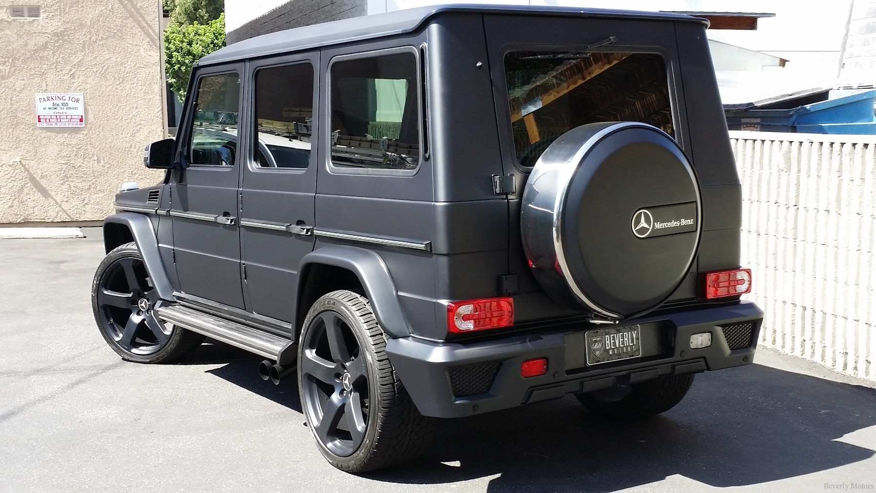 2002 mercedes benz g500 for sale beverly motors inc for Mercedes benz g wagon cost