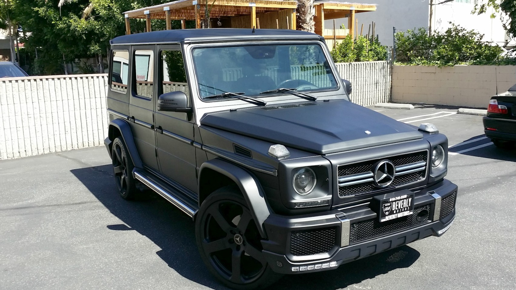 Mercedes g wagon matte black quotes for Mercedes benz g wagon black matte