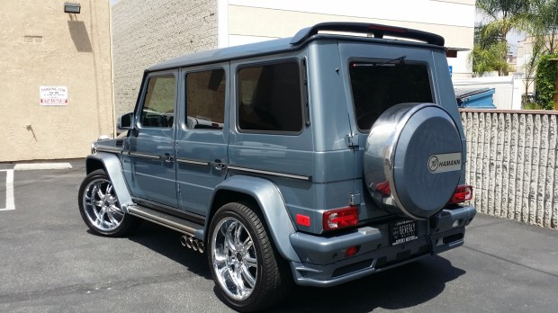 Used Mercedes G Wagon For Sale >> 2005 MERCEDES-BENZ G500 Hamann For Sale - Beverly Motors Inc : Glendale Auto Leasing and Sales ...