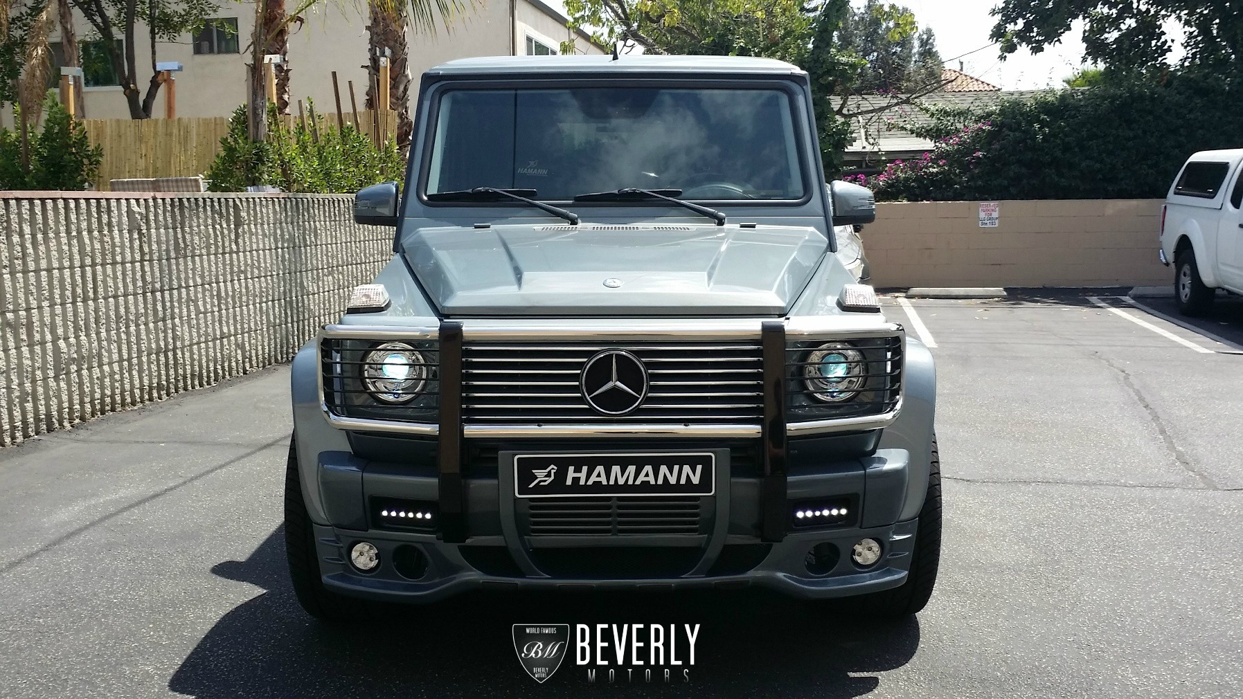 2005 mercedes benz g500 hamann for sale beverly motors for 2014 mercedes benz g wagon for sale