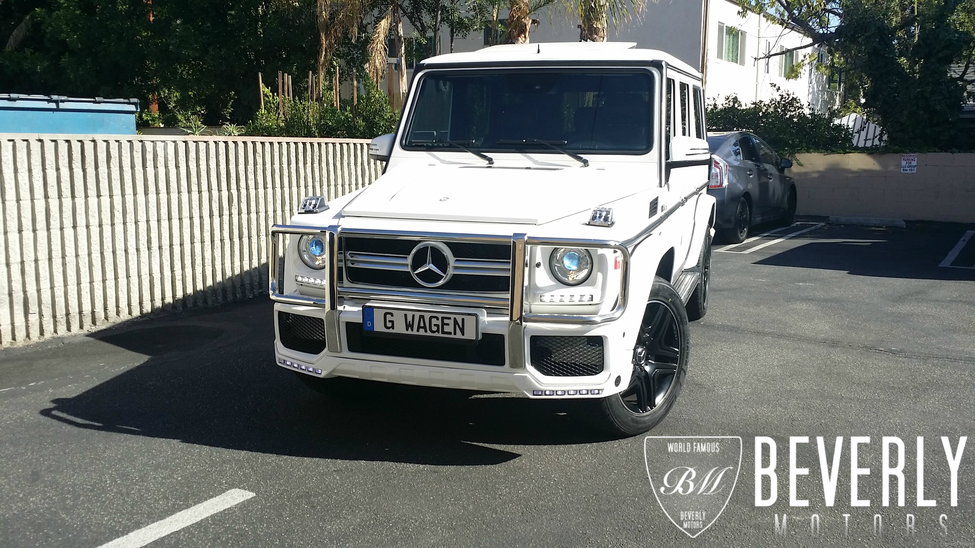 2002 mercedes benz g500 g63 for sale white on black for Used mercedes benz g63 for sale
