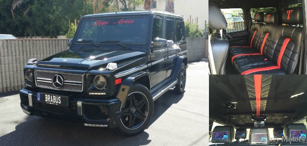 2005 Mercedes-Benz G55 AMG Brabus wagon Gwagen G63 Gelik For Sale Glendale Auto Leasing and Sales,New Car Glendale burba
