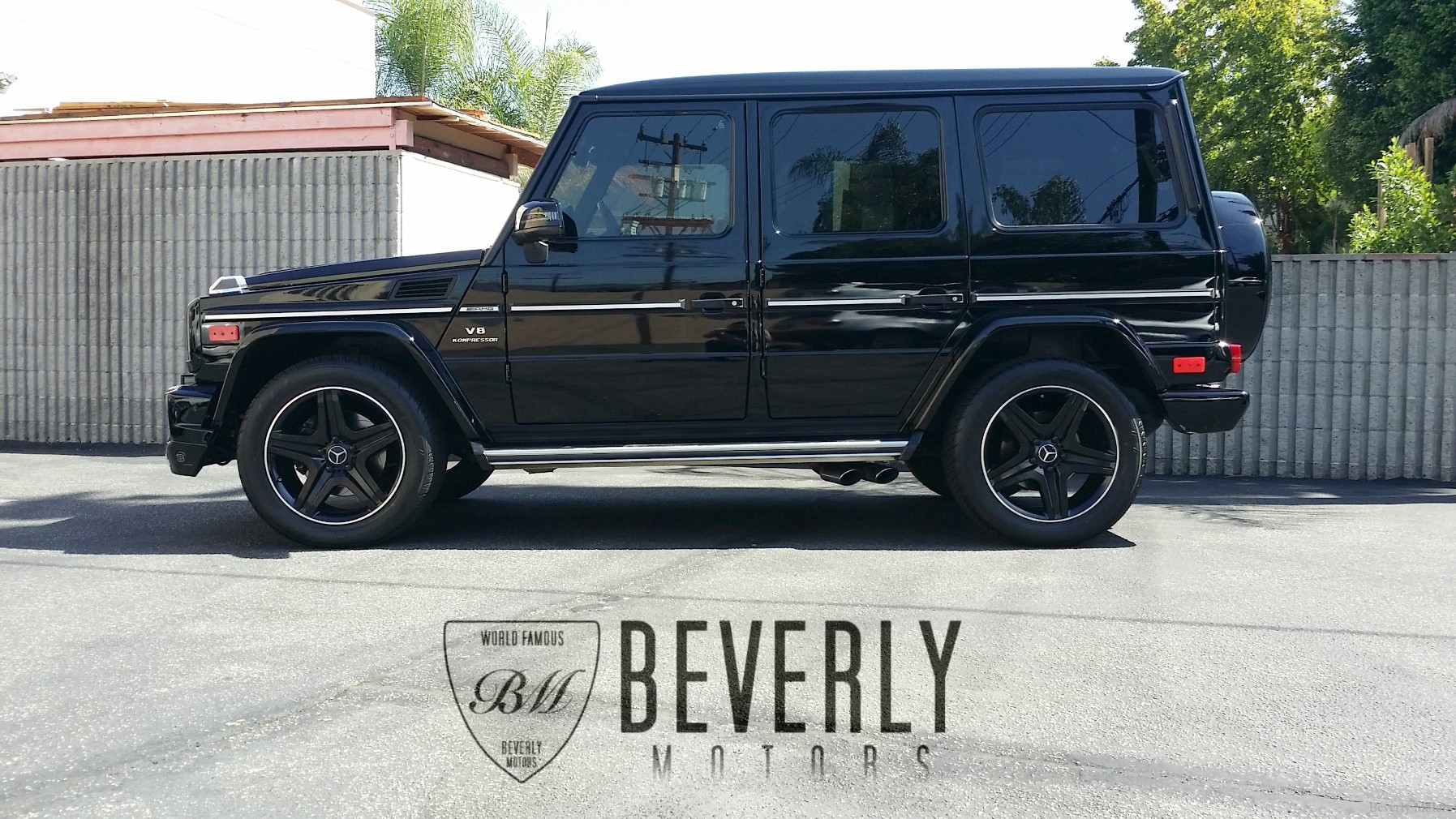 2005 mercedes benz g55 g63 for sale black on black for Mercedes benz g wagon g63