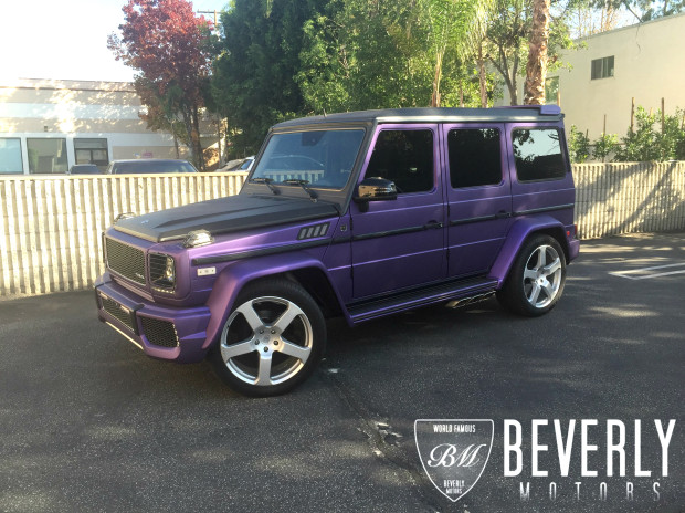 2003 mercedes benz g55 amg custom wrapped for sale for Custom mercedes benz for sale