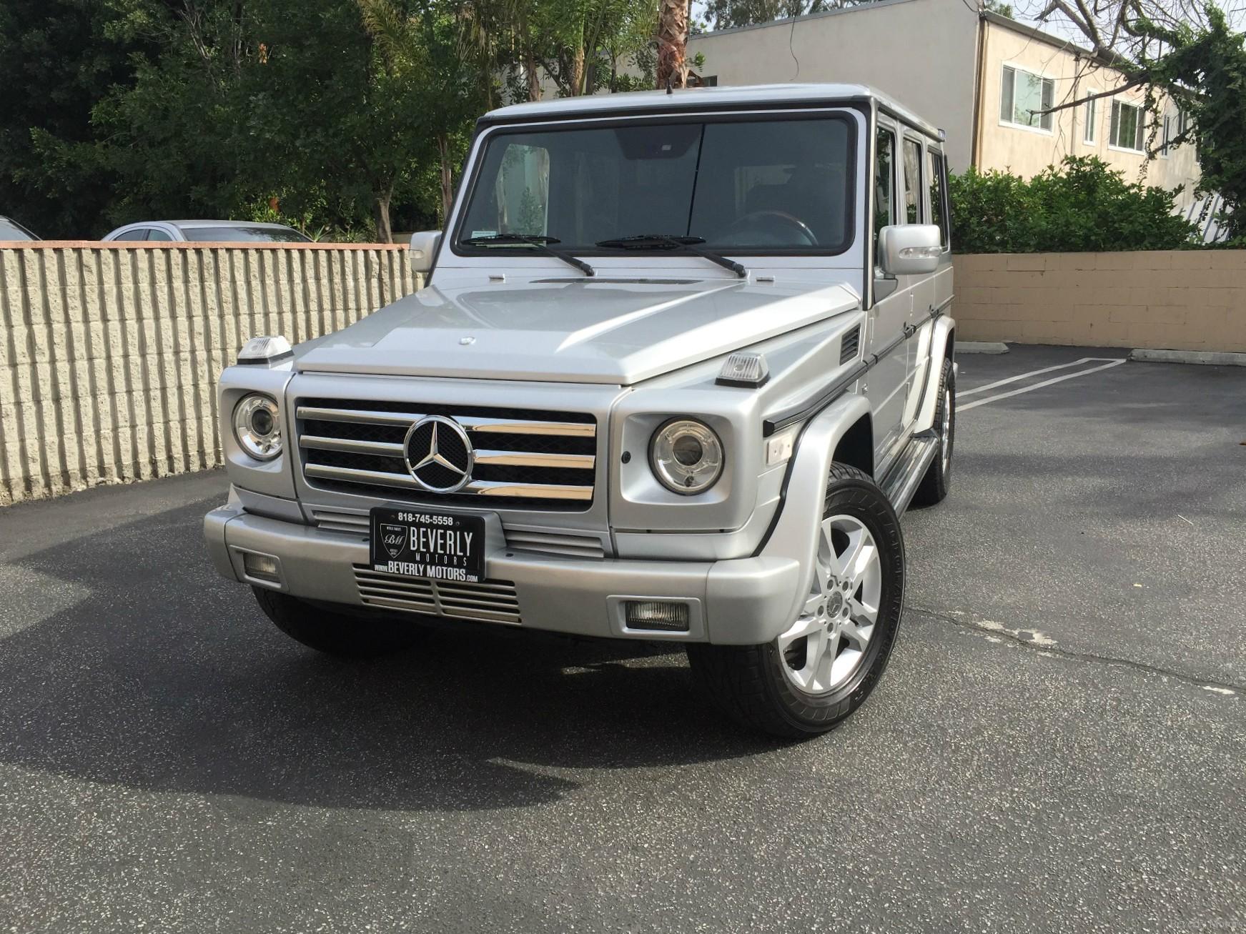 2004 mercedes benz g500 g55 g63 amg brabus gwagon gwagen gelik wald black bison hamann g class for sale 1