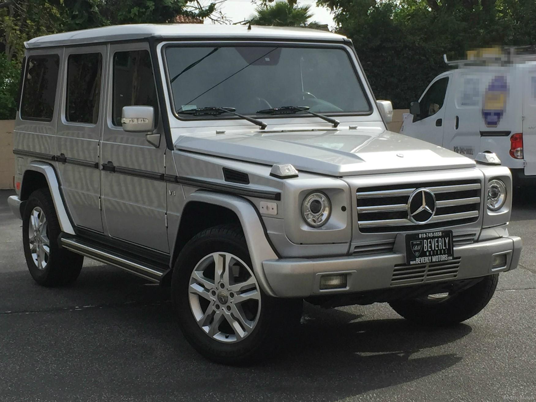 2004 mercedes benz g500 g55 g63 amg brabus gwagon gwagen gelik wald black bison hamann g class for sale 13