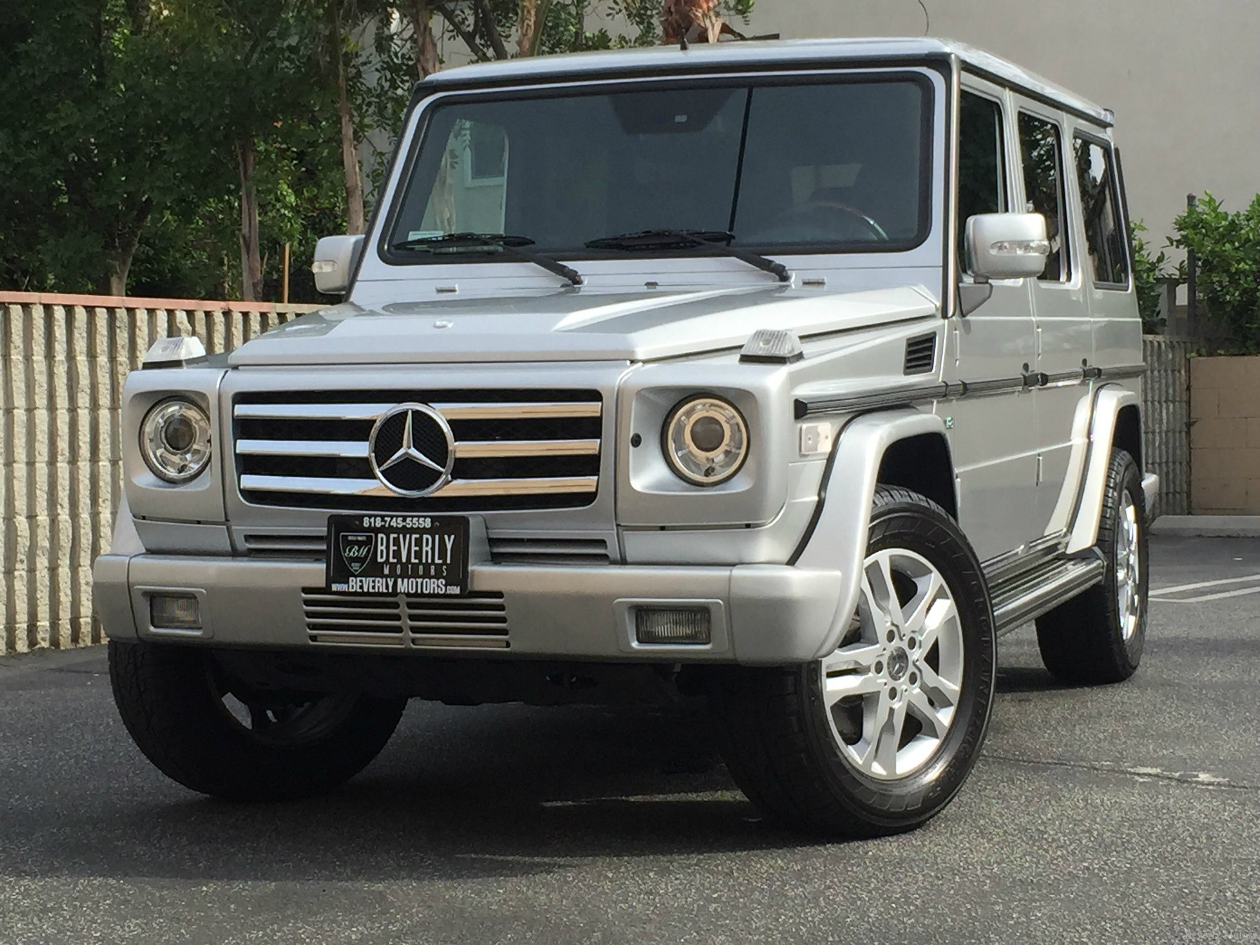 2004 mercedes benz g500 for sale silver on black beverly for 2004 mercedes benz g class