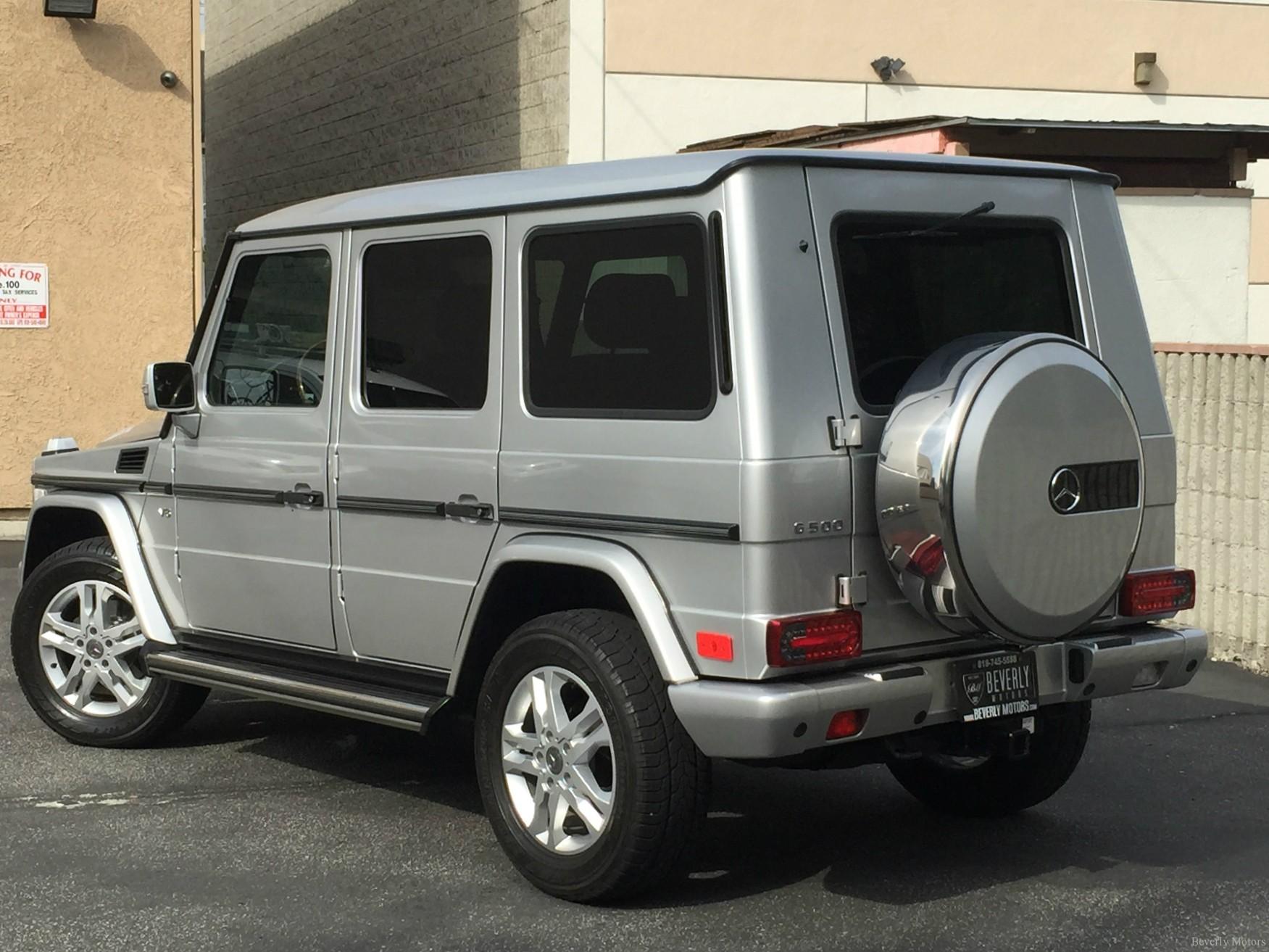 2004 mercedes benz g500 g55 g63 amg brabus gwagon gwagen gelik wald black bison hamann g class for sale 9