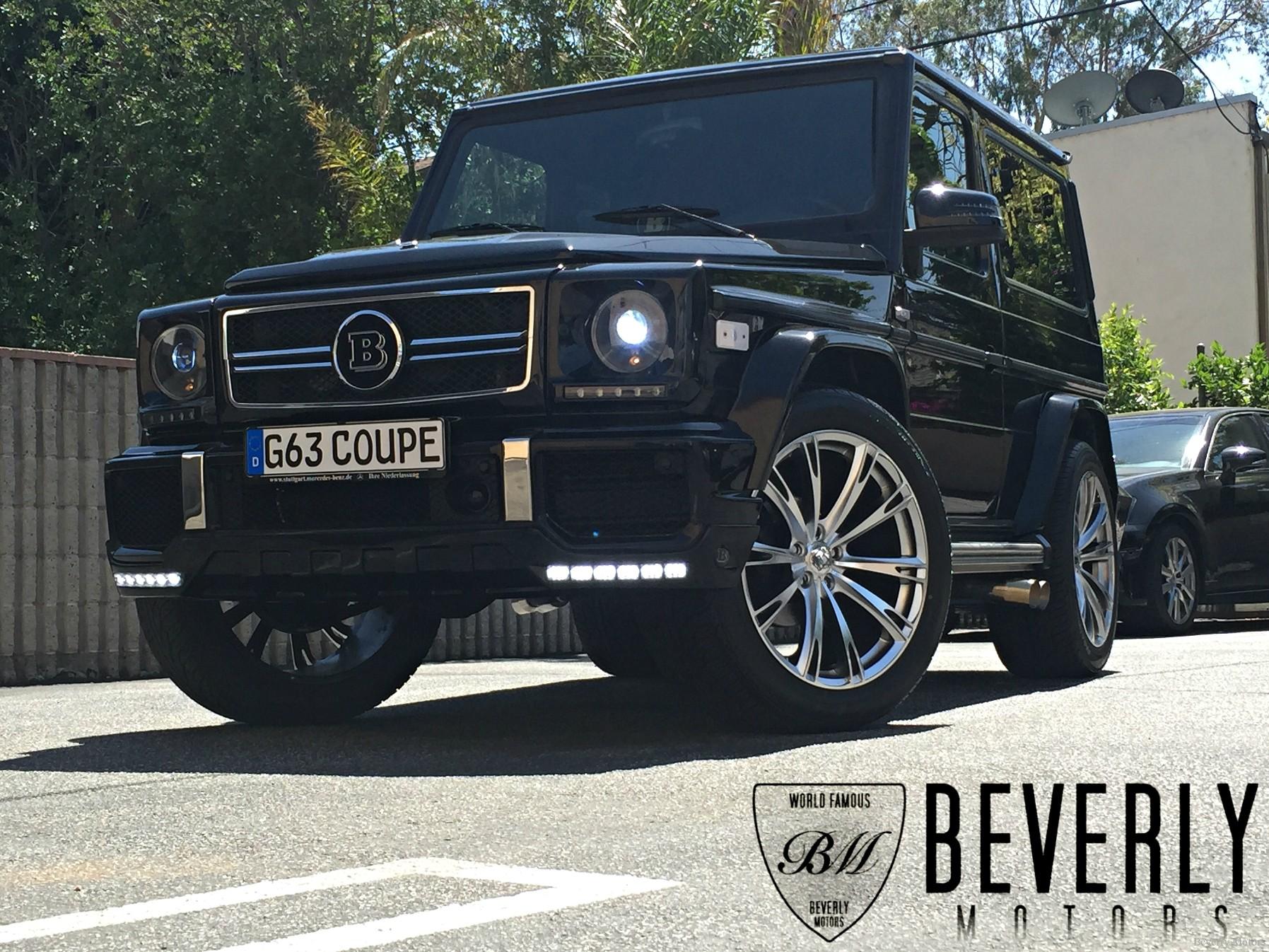 2001 mercedes benz g class g500 g55 g63 amg brabus wald for Mercedes benz g class cabriolet for sale