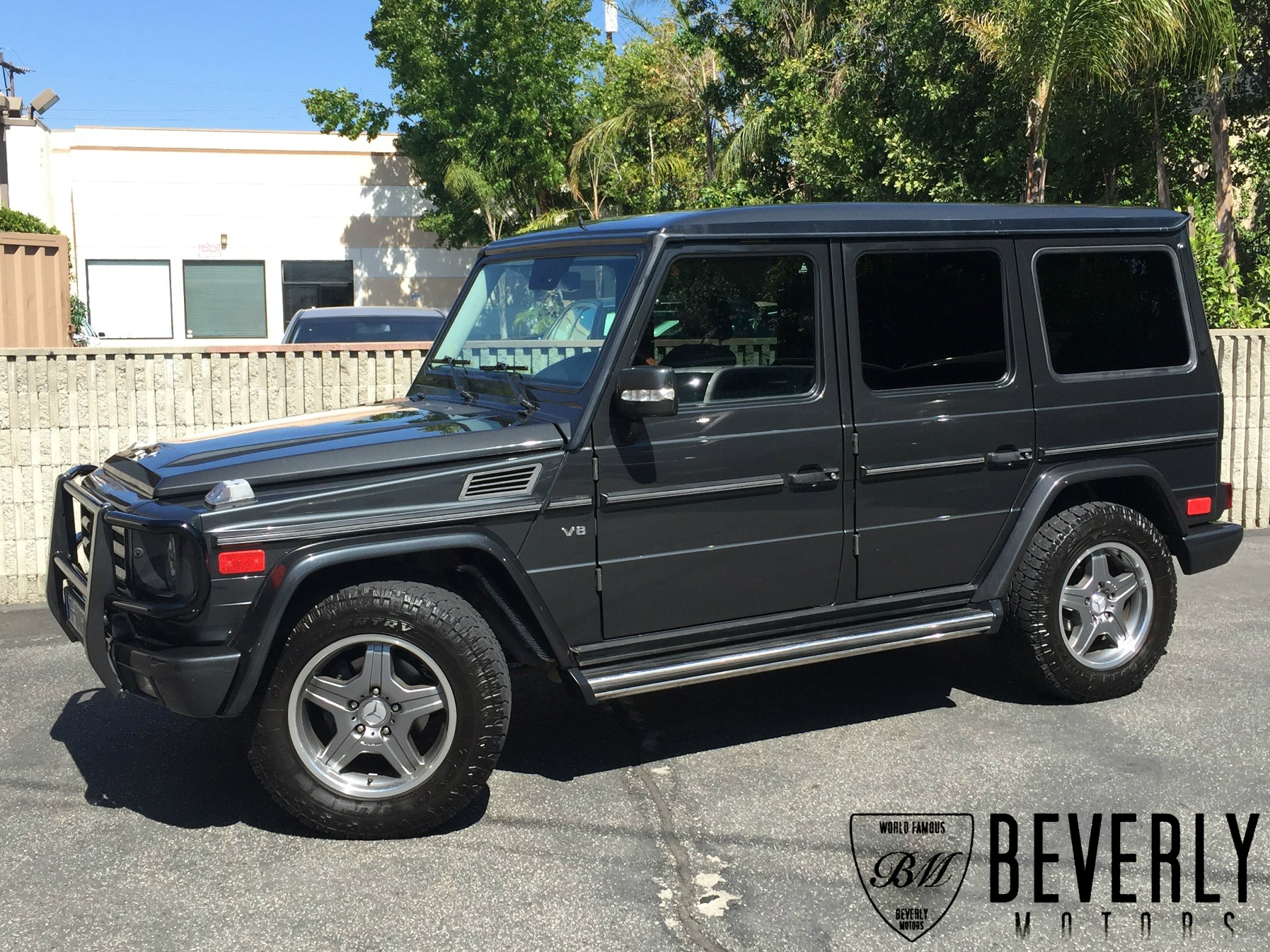 Image gallery 2005 mercedes g550 for Used mercedes benz g550