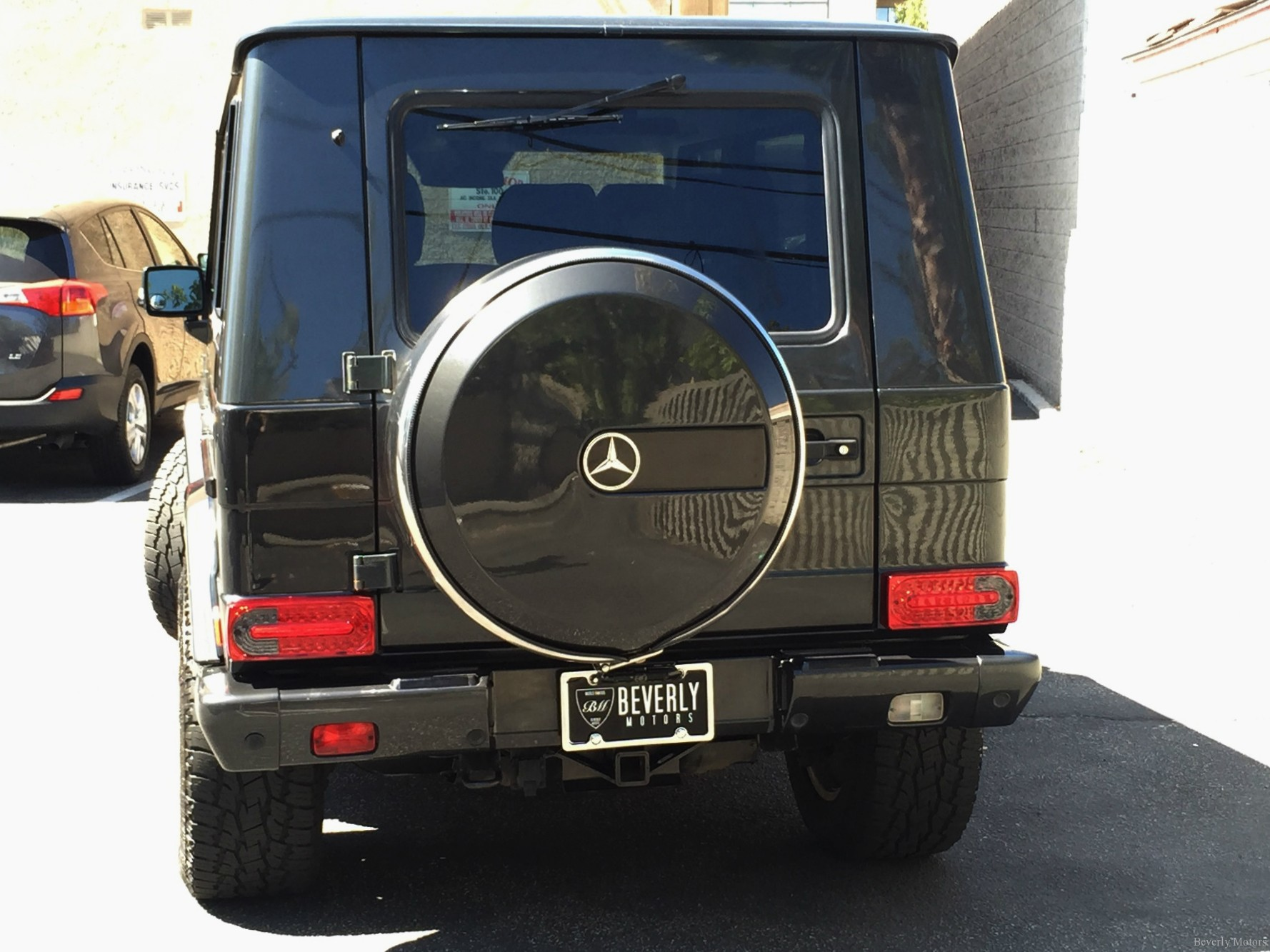 2005 mercedes benz g500 for sale grey on black beverly for Mercedes benz usa accessories