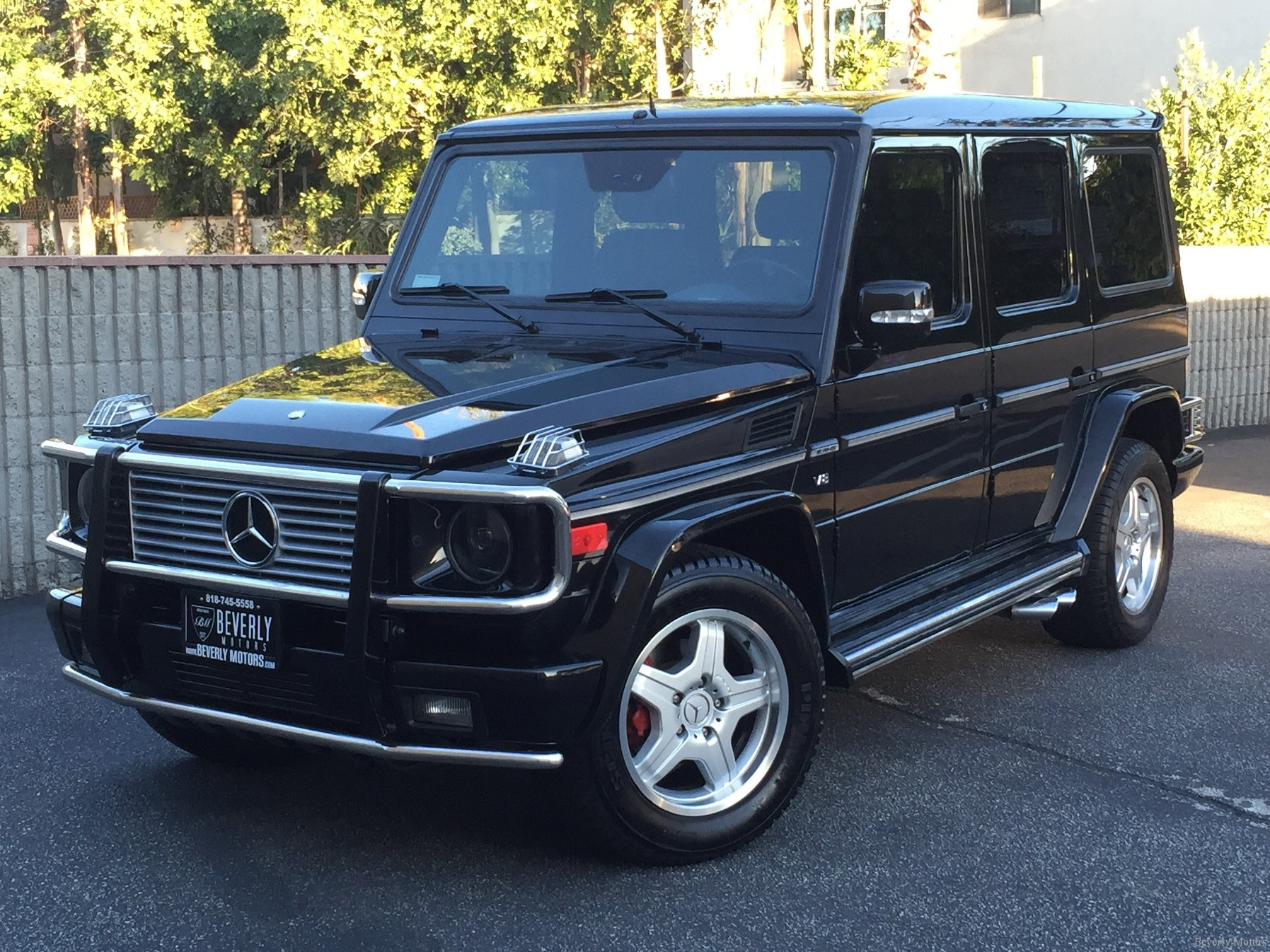 Mercedes g55 amg for sale for Mercedes benz g class g55 amg for sale