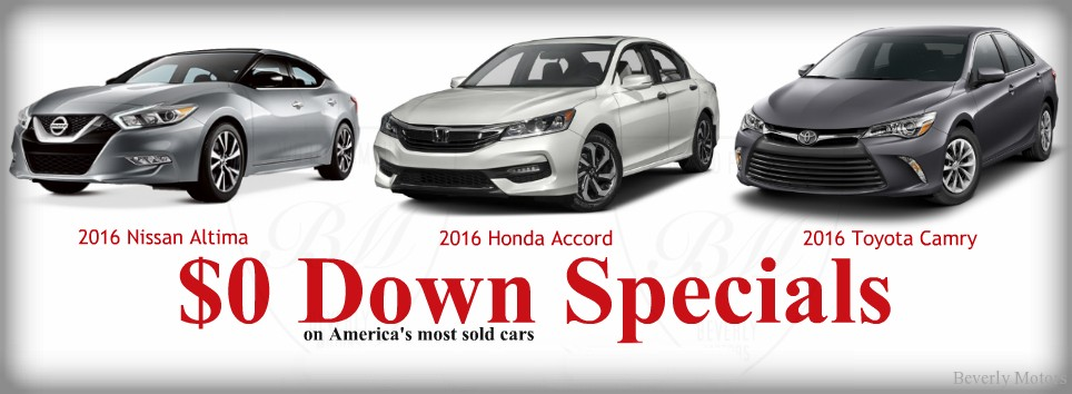 Car lease specials bay area