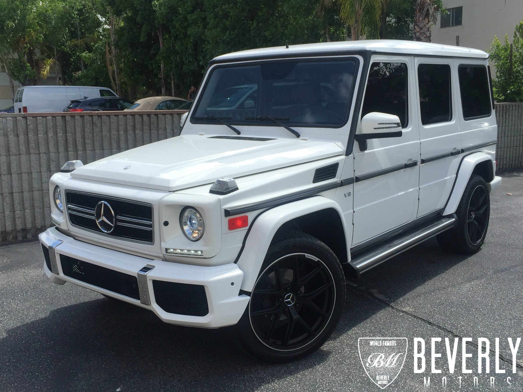 2003 mercedes benz g500 g63 white on gray for sale for Mercedes benz g class used 2003