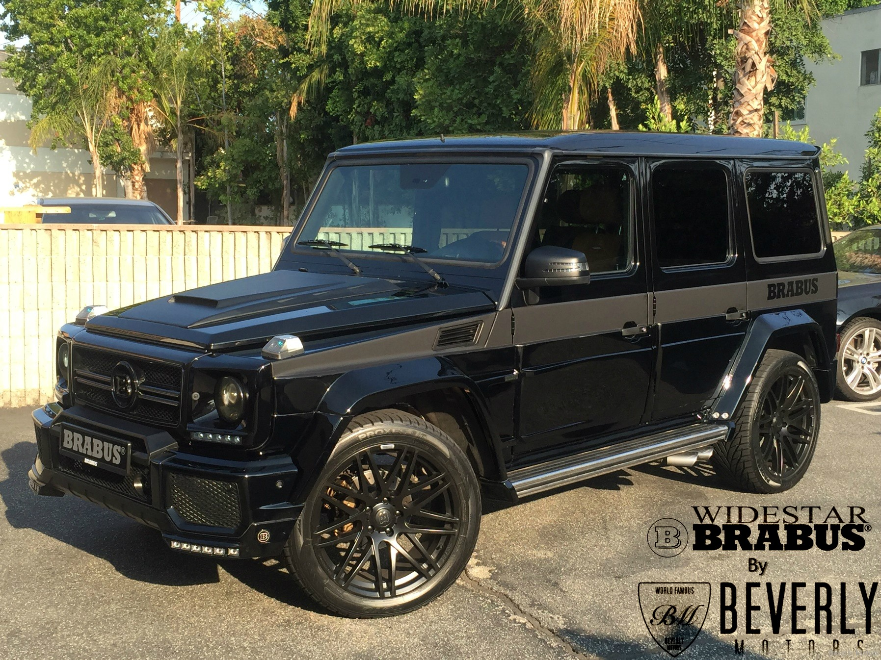2004 mercedes benz g55 amg brabus widestar edition for 2004 mercedes benz g class