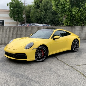2020-Porsche-Carrera-S-Coupe-For-Sale-WP0AB2A98LS227436-Racing-Yellow-4