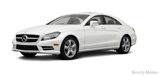 2013 Mercedes-Benz CLS 550 Sedan Lease-Finance Specials