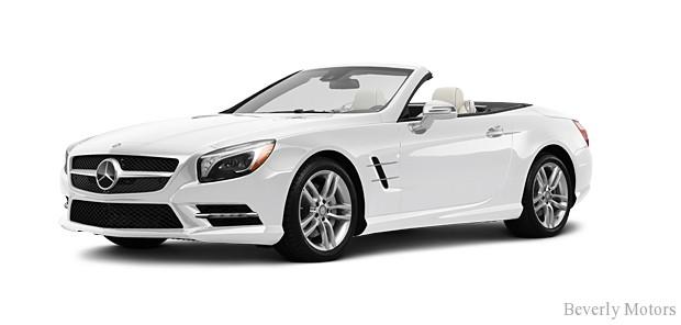 2013 Mercedes-Benz SL Class SL550 Convertible Lease-Finance Specials