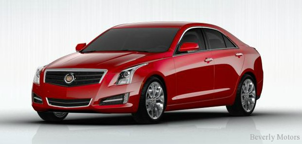 New Cadillac ATS Leasing-Sales Glendale Burbank Los Angeles