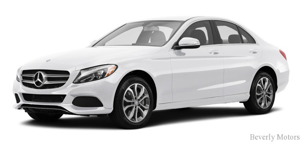2015 Mercedes-Benc C300 4MATIC
