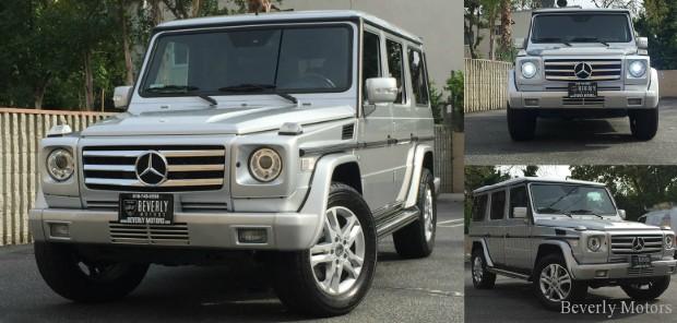 2004 Mercedes-Benz G500 G55 G63 AMG Brabus Gwagon Gwagen Gelik WALD Black Bison Hamann G class For Sale