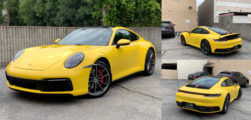 2020 Porsche Carrera S Coupe For Sale WP0AB2A98LS227436 Racing Yellow 00